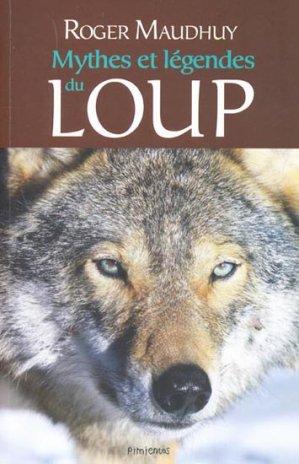 Mythes et légendes du loup - pimientos - 9782356600226 -