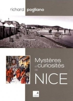 Mystères et curiosités de Nice - campanile - 9782369930099 -