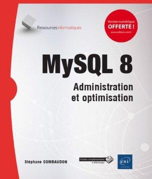 MySQL 8 - eni - 9782409017117 -