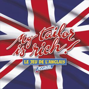My Tailor Is Rich ! - assimil - 9782700590302 -