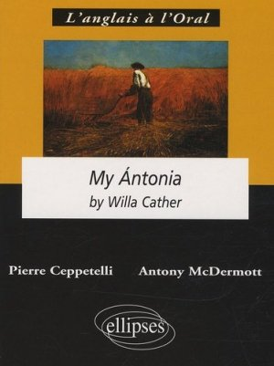 My Antonia - Ellipses - 9782729841553 -