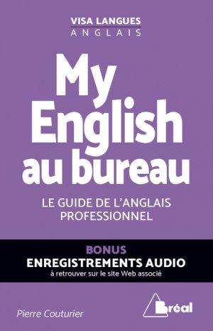 My English au bureau - breal - 9782749537757 -