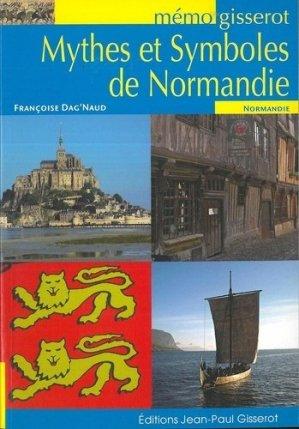 Mythes et Symboles de Normandie - gisserot - 9782755801569 -