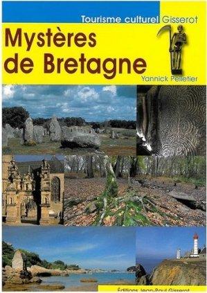 Mystères de Bretagne - gisserot - 9782755804843 -