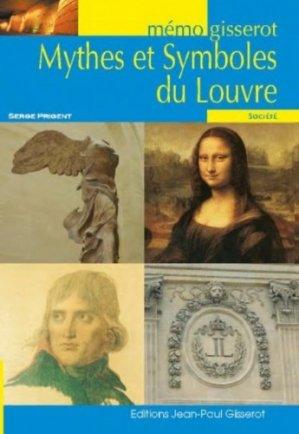 Mythes et symboles du Louvre - gisserot - 9782755806410 -