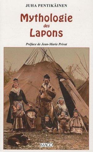 Mythologie des Lapons - Imago (éditions) - 9782849521267 -
