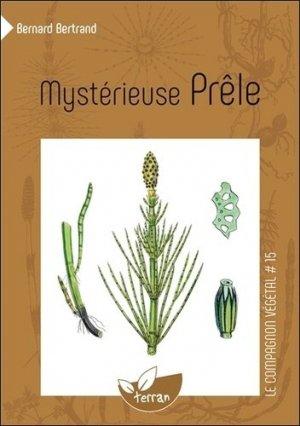 Mystérieuse Prêle - de terran - 9782913288423 -