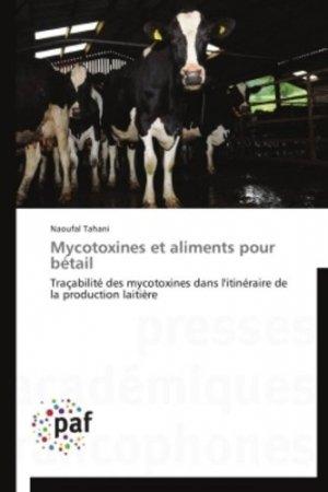 Mycotoxines et aliments pour bétail - presses académiques francophones - 9783841620323 -