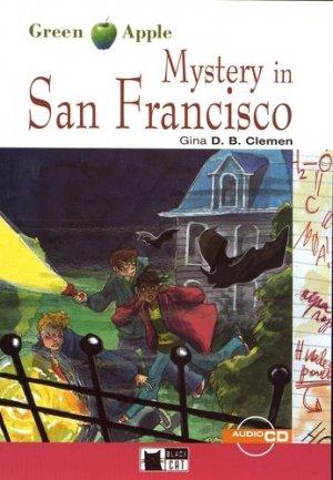 MYSTERY SAN FRANCISCO  - black cat - cideb - 9788853002150 -