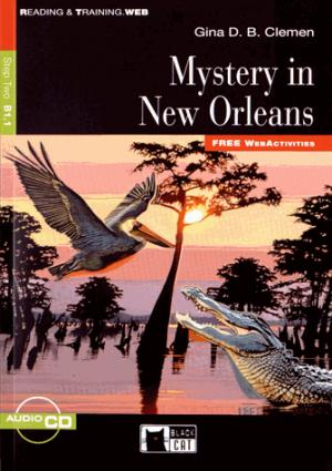 Mystery in New Orleans - black cat - 9788853014153 -
