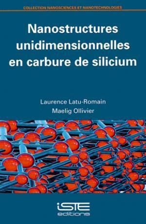 Nanostructures unidimensionnelles en carbure de silicium - iste  - 9781784050658 -