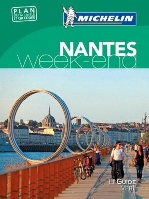 Nantes - Michelin Editions des Voyages - 9782067206847 -