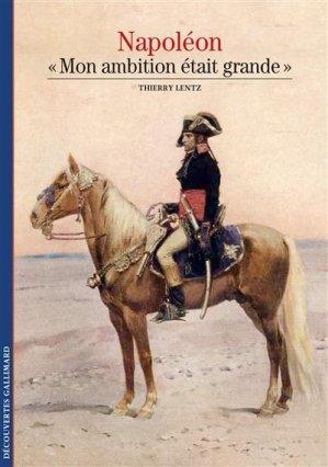 Napoléon - gallimard editions - 9782072934155 -