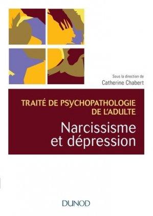 Narcissisme et dépression - dunod - 9782100788460