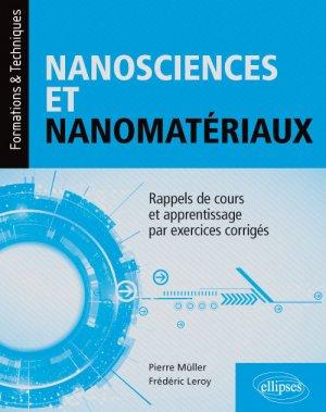 Nanosciences et nanomatériaux - ellipses - 9782340027114 -