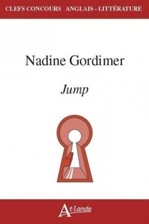 Nadine Gordimer - atlande - 9782350305264 -