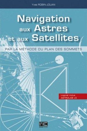 Navigation aux astres et aux satellites - marines - 9782357430884 - majbook ème édition, majbook 1ère édition, livre ecn major, livre ecn, fiche ecn