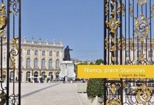 Nancy, place Stanislas - scala - 9782359880939 -