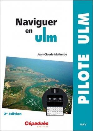 Naviguer en ULM - cepadues - 9782364935938 -