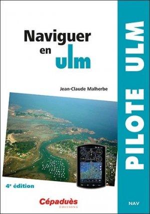 Naviguer en ULM - cepadues - 9782364938779 -