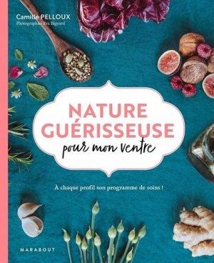 Nature guérisseuse pour mon ventre - Marabout - 9782501144308 -