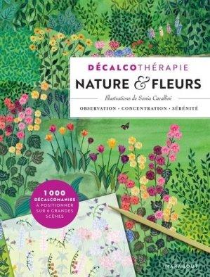 Nature & Fleurs - Marabout - 9782501160377 -