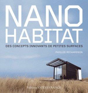 Nano habitat - ouest-france - 9782737353628 -