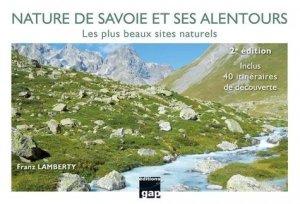 Nature de Savoie et ses alentours - gap - 9782741706588 -