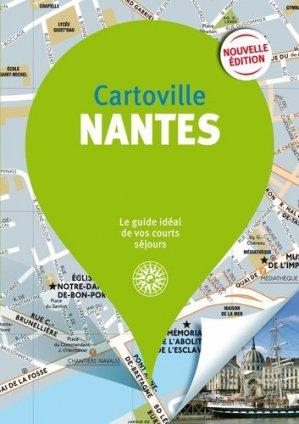 Nantes. 4e édition - gallimard - 9782742453436 -
