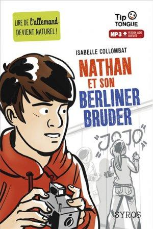 Nathan et son Berliner Bruder - syros - 9782748523331 -