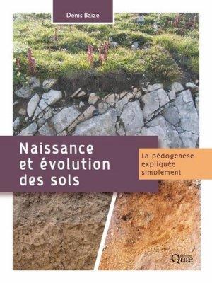 Naissance et évolution des sols - quae - 9782759232642 -