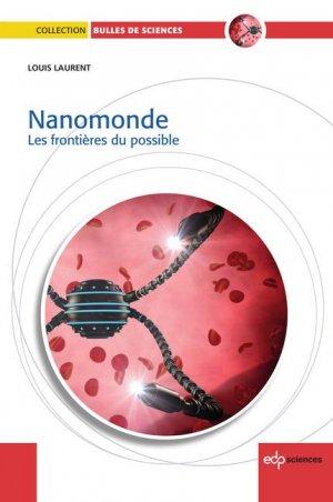 Nanomonde - edp sciences - 9782759819058 -
