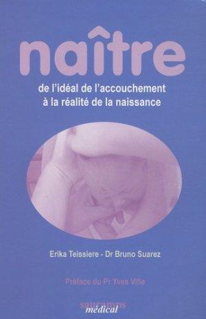 Naître - Sauramps Médical - 9782840235675 -