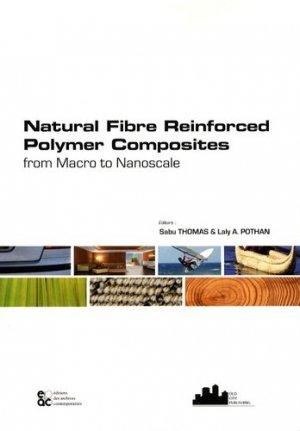 Natural Fibre Reinforced Polymer Composites - Archives Contemporaines Editions - 9782914610995 -