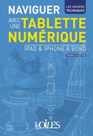Naviguer avec une tablette numérique - voiles et voiliers - 9782916083643 -