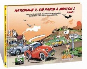 Nationale 7, de Paris à Menton ! Tome 1 - idées plus - 9782916795768 -