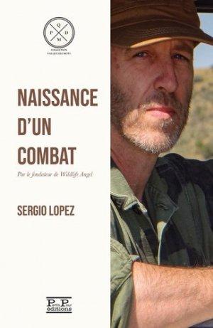 Naissance d'un combat - Partis Pour éditions - 9782960200447 -