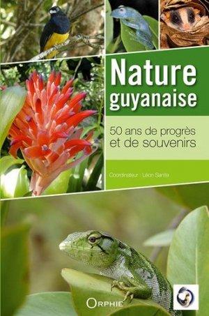 Nature guyanaise - orphie - 9791029800436 -