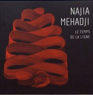 Najia Mehadji. Le temps de la ligne - Editions In extenso - 9791091148511 -