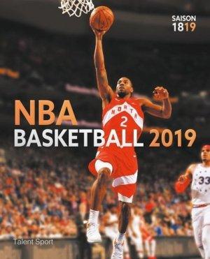 NBA basketball. Edition 2018-2019 - Talent sport - 9782378151065 -