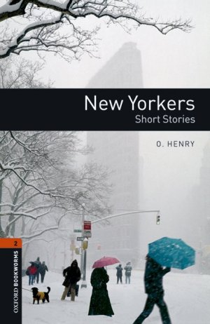 New Yorkers - Short Stories - oxford - 9780194620710 -