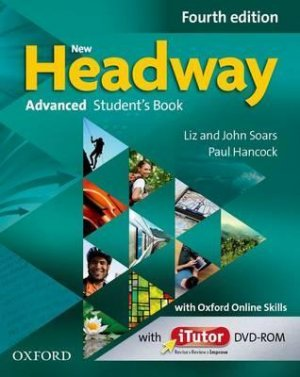 New Headway Advanced C1 Student's Book with iTutor and Oxford Online Skills - oxford - 9780194713337 -
