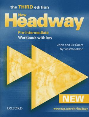 NEW HEADWAY PRE-INTERMEDIATE 3EME EDITION:  - OXFORD - 9780194715867 -