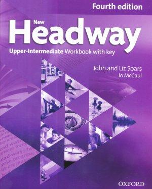 New Headway Upper-Intermediate Workbook with Key - oxford - 9780194718837 -