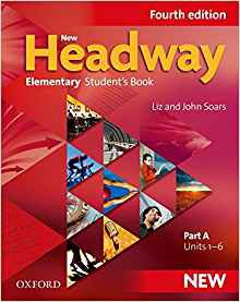 New Headway Elementary A1 - A2 Student's Book A - oxford - 9780194768993 -