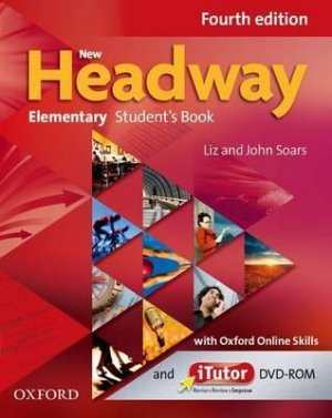 New Headway Elementary A1 - A2 Student's Book with iTutor and Oxford Online Skills - oxford - 9780194772723 -