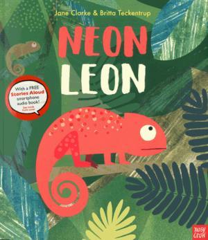 Neon Leon - Nosy Crow - 9780857638076 -