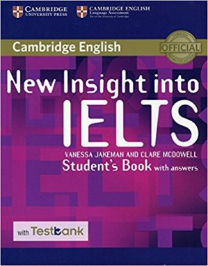 New Insight into IELTS - cambridge - 9781316602454 -