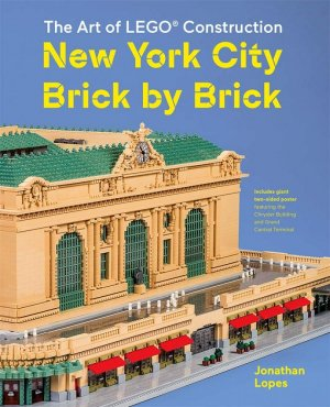 New York City brick by brick - Abrams - 9781419734687 -