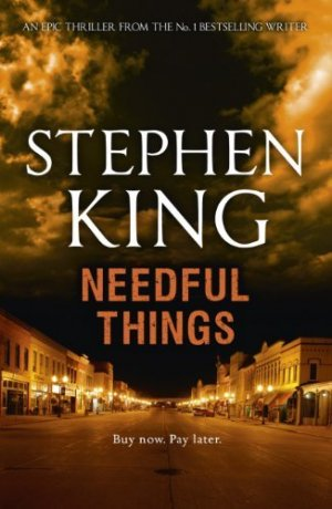 Needful Things - hodder and stoughton - 9781444707878 -